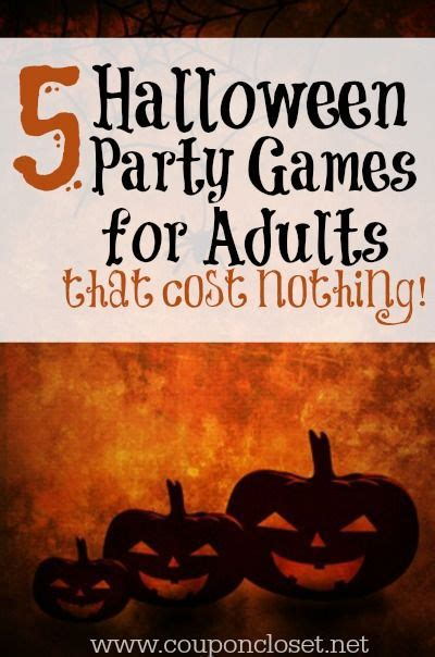 59 Best Images About Halloween Games, Entertainment Ideas