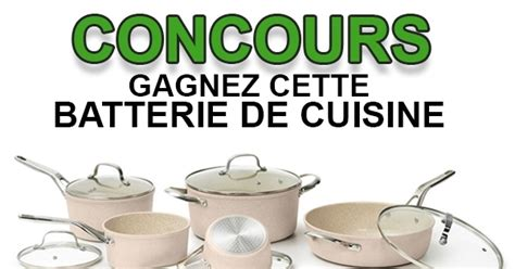 batterie de cuisine the rock gagnez une batterie de cuisine starfrit the rock de 250