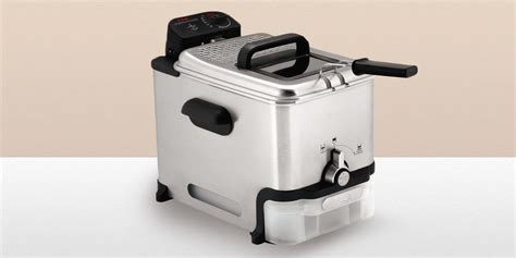 deep fryer electric fryers ratings kitchen