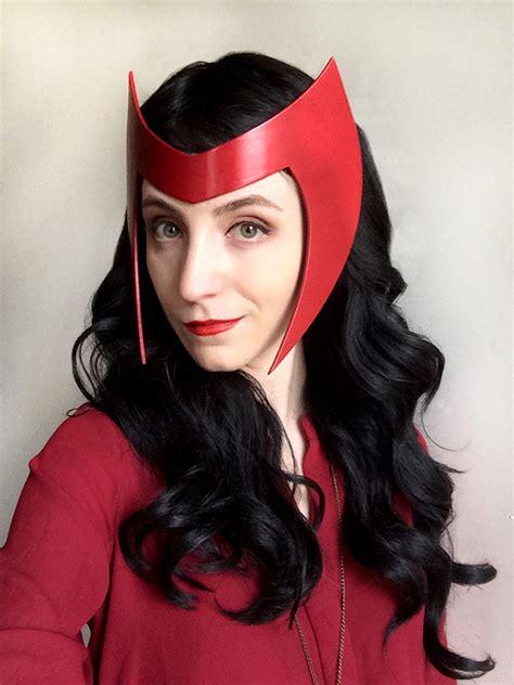 Scarlet Witch Mask · Stark Enterprises Ltd · Online Store