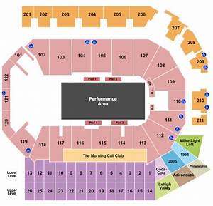 Ppl Center Tickets In Allentown Pennsylvania Ppl Center