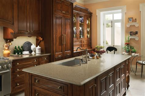 Wood Mode Kitchen Cabinets by Luxury Kitchen In Wood Mode Cabinets Htons Island