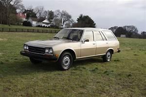 1982 Peugeot 504 Diesel Wagon 43k Miles For Sale