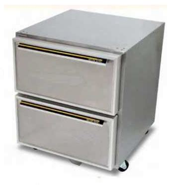 kitchen cabinet refrigerator silver king counter refrigerator with drawers 2717