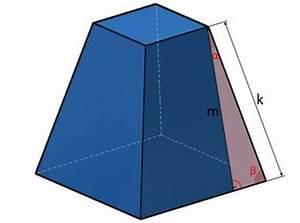 Kantenlänge Eines Würfels Berechnen : pyramidenstumpf volumenberechnung pyramidenstumpf ~ Themetempest.com Abrechnung