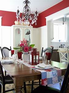 Delorme, Designs, Red, Dining, Rooms, Part, 2