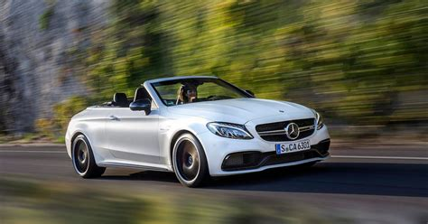 The Seven Best High-performance Convertibles