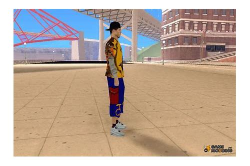 gta san andreas parkour skins download