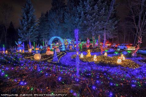 keeners lights display