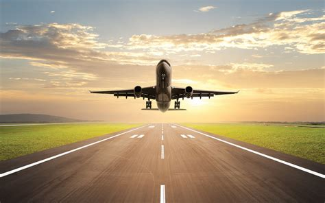 Plane Taking Off, Hd Planes, 4k Wallpapers, Images, Backgrounds, Photos And Pictures