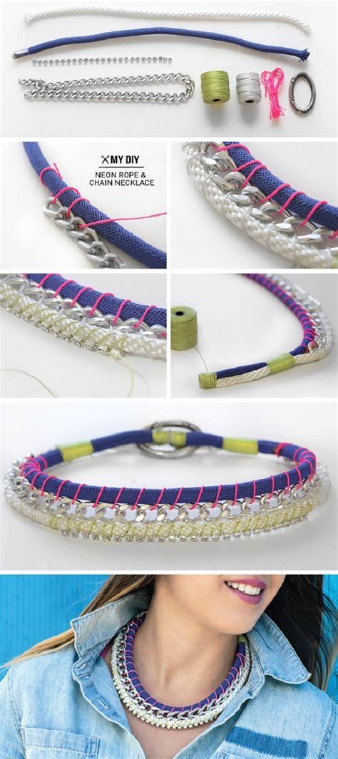Top 10 Best Tutorials For Diy Necklaces  Top Inspired
