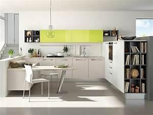 125 exemples de cuisines equipees ultra modernes partie 2 With modele deco cuisine