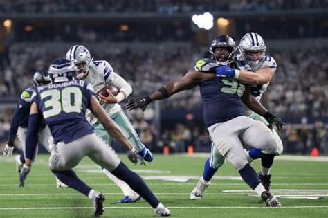 thiel cowboys whip seahawks   game sportspress