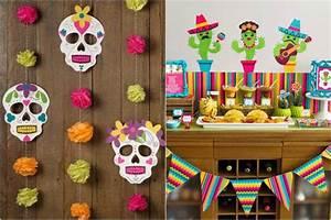"""Festa mexicana: 16 ideias para decorar uma festa do """"Dia"""