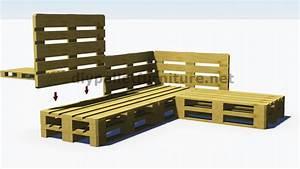 photos canape palettes bois With delightful modele de terrasse en bois exterieur 11 patio design plan 3d