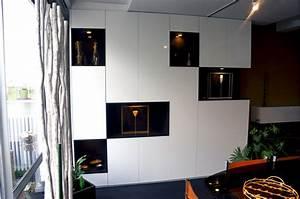 meuble de rangement sur mesure de salle a manger mb With rangement salle a manger