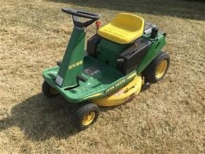 1993 John Deere Gx95 Lawn Mower Bigiron Auctions