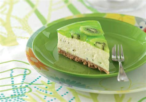 retro kiwifruit cheesecake recipe quick  easy