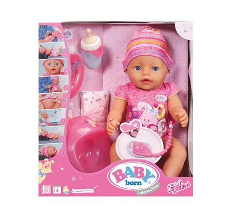 Baby Bornpoupée Interactive 43 Cm  Club Jouet, Achat De