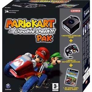 Mario Kart Switch Occasion : console gamecube noire et mario kart double dash en bo te ~ Melissatoandfro.com Idées de Décoration