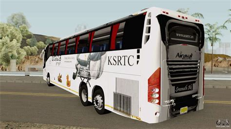 The corporation established in 1961 under the road transport corporation act 1950. Volvo KSRTC AIRAVAT for GTA San Andreas