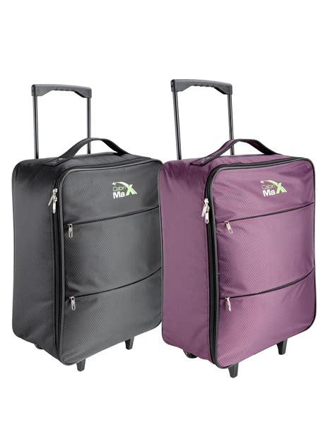 cabin trolley bags cabin max check in luggage and suitcases cabin max luggage