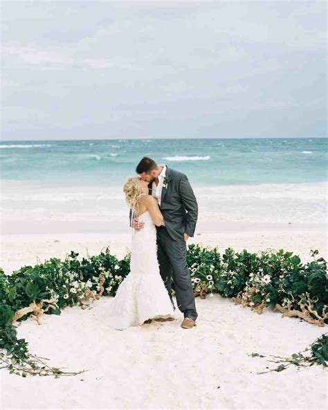 51 Beautiful Ideas from Beach Weddings Martha Stewart