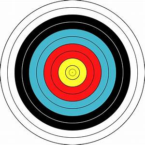 archery FITA Official target - /recreation/sports/archery ...