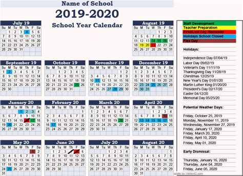 lowcountry school districts release school calendars year