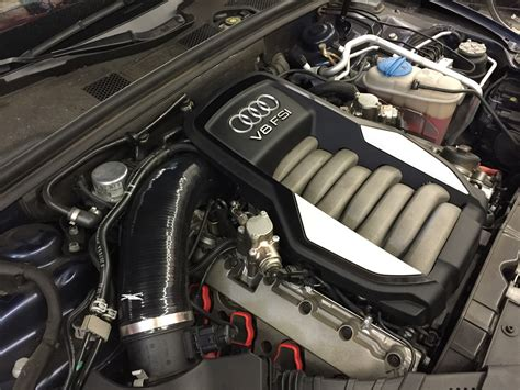 small engine maintenance and repair 2010 audi s5 engine control installation instructions b8 audi s5 4 2l fsi high flow throttle body inlet hose diy