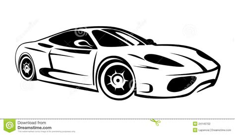 race car stock vector illustration  helmet motion