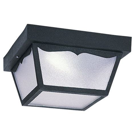 Sea Gull Lighting Hanging/Ceiling Mount 2 Light Outdoor