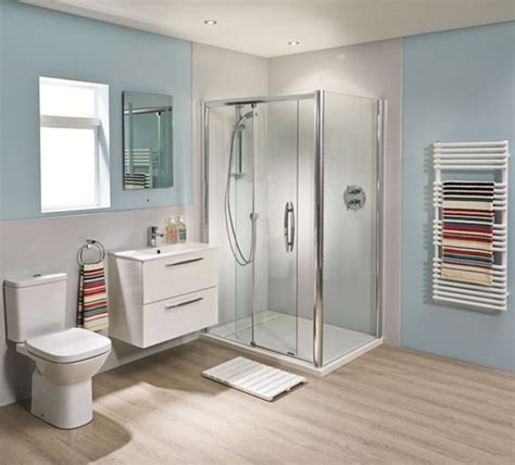 Install Shower Wall Panels Instead Of Tiles  Uk Bathrooms