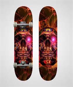 skateboard design 55 awesome skateboard deck designs pixel curse