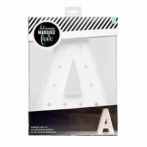 heidi swapp marquee love letter a 12 inch marquee kit With heidi swapp marquee letters 12 inch
