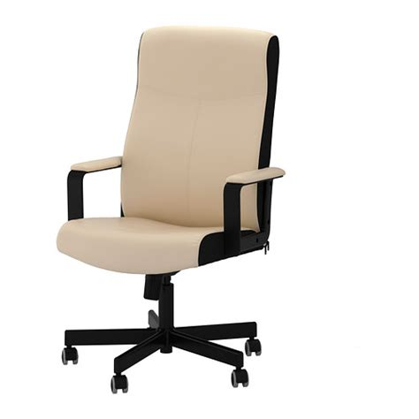 swivel office chair ikea malkolm swivel chair bomstad beige ikea