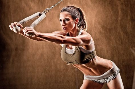 Sports Modeling by Wallpaper Gyms Fitness Model Hdr Sports Bra