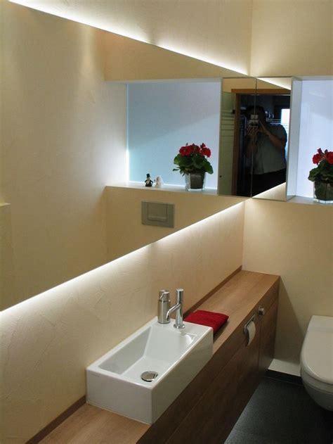 die besten  spiegel gaeste wc ideen auf pinterest