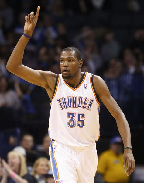 Thunder Star Kevin Durant Doing It All New York Daily News