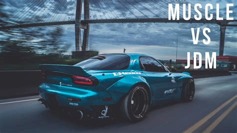 stance jdm  american muscle youtube