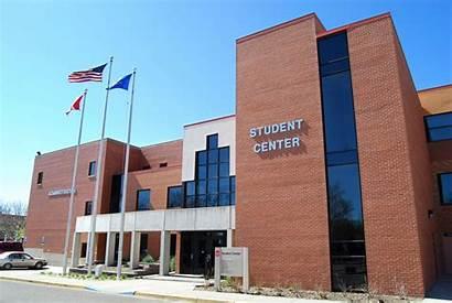 Student Center Map Edu Exterior Loc Campus