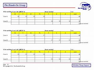 10 hour shift schedule templates pictures to pin on With 10 hour shift templates