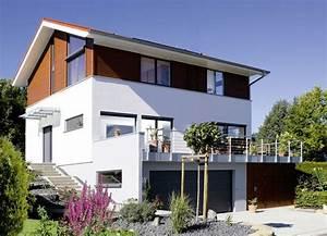 Haus Am Hang Bauen Stützmauer : modernes stadthaus am hang von haacke haus ~ Lizthompson.info Haus und Dekorationen