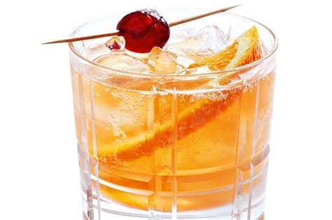 fashioned recipe recipes old fashioned cocktail d r i n k pinterest