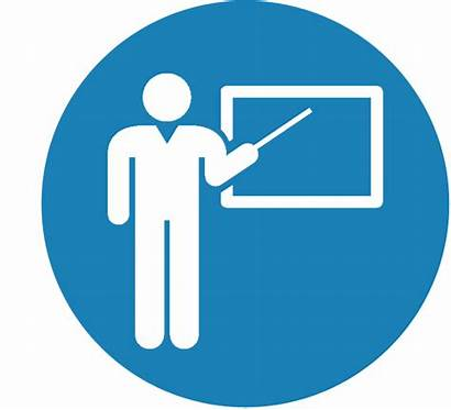 Training Technology Educational Icon Clipart Transparent Consulting