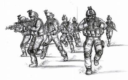 Deviantart Military Assault Am Thomas Forces Special