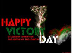 Happy Victory Day Just created it for funs D Thanks my