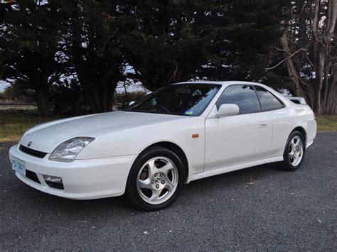 1997 Honda Prelude Boostcruising