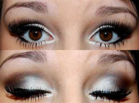 top  silver eye makeup  styles  life