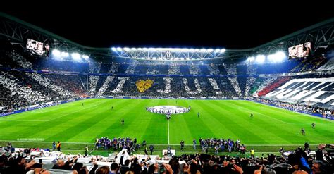 Stadium Of Juventus Fc Wallpaper | All HD Wallpapers